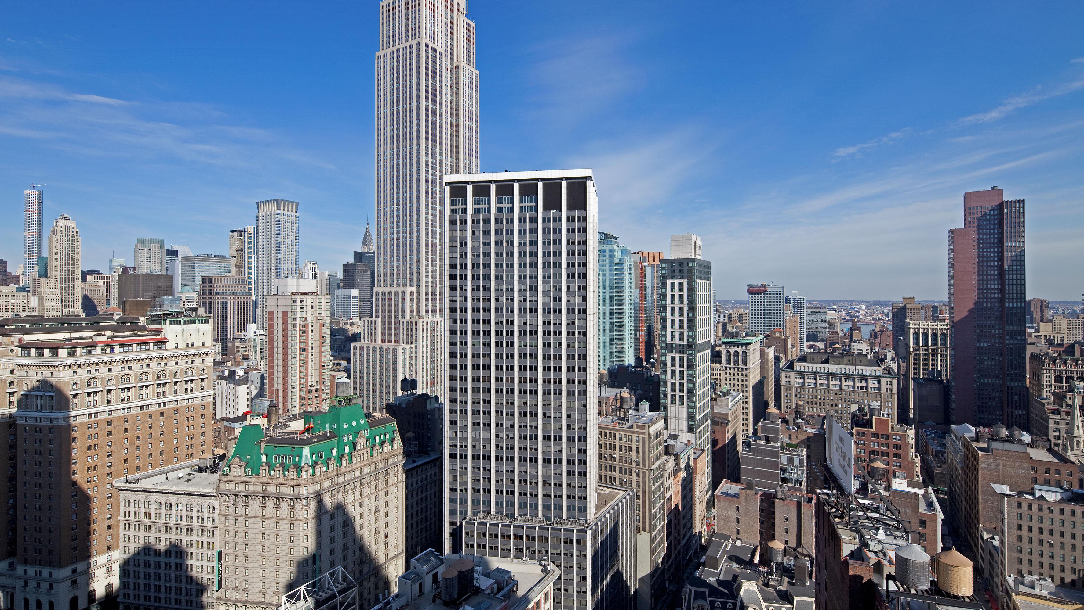 34th Floor east