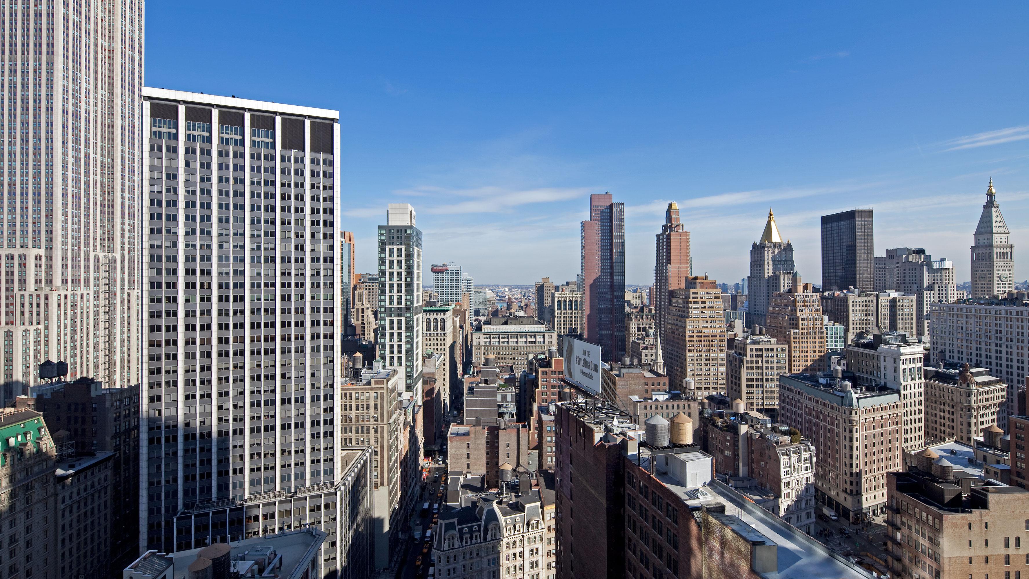 33th Floor east