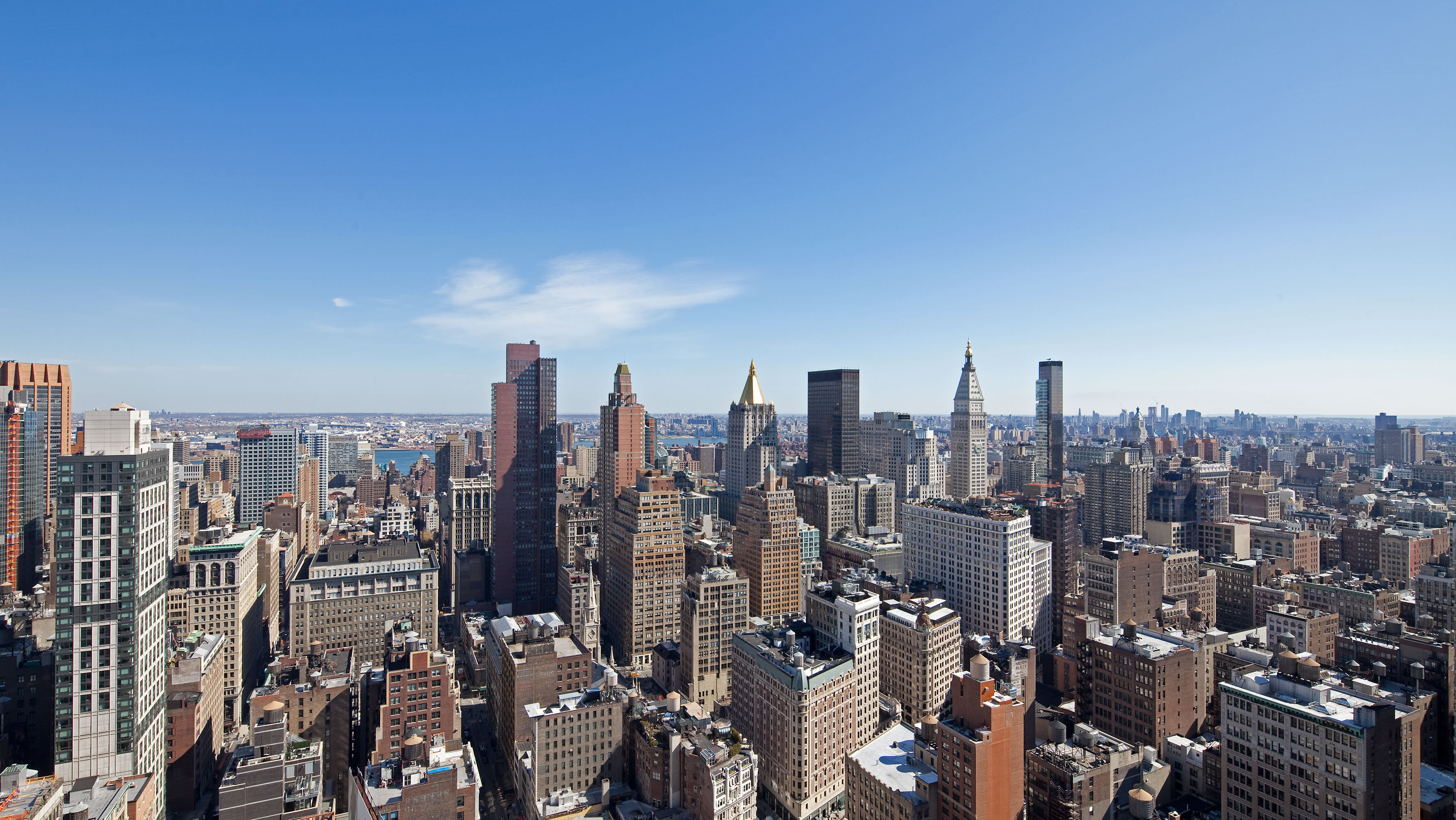 45th Floor east