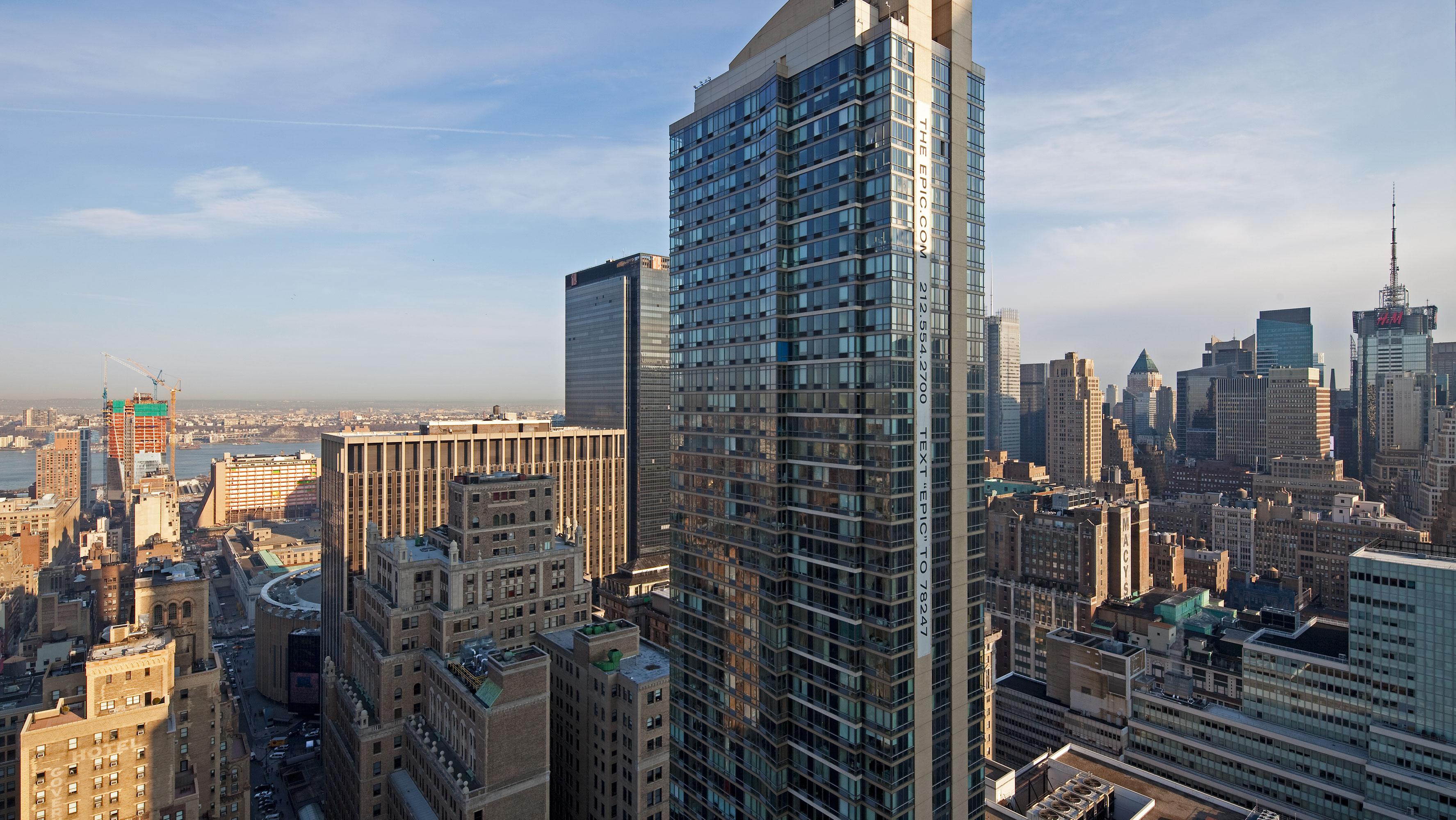 43th Floor west