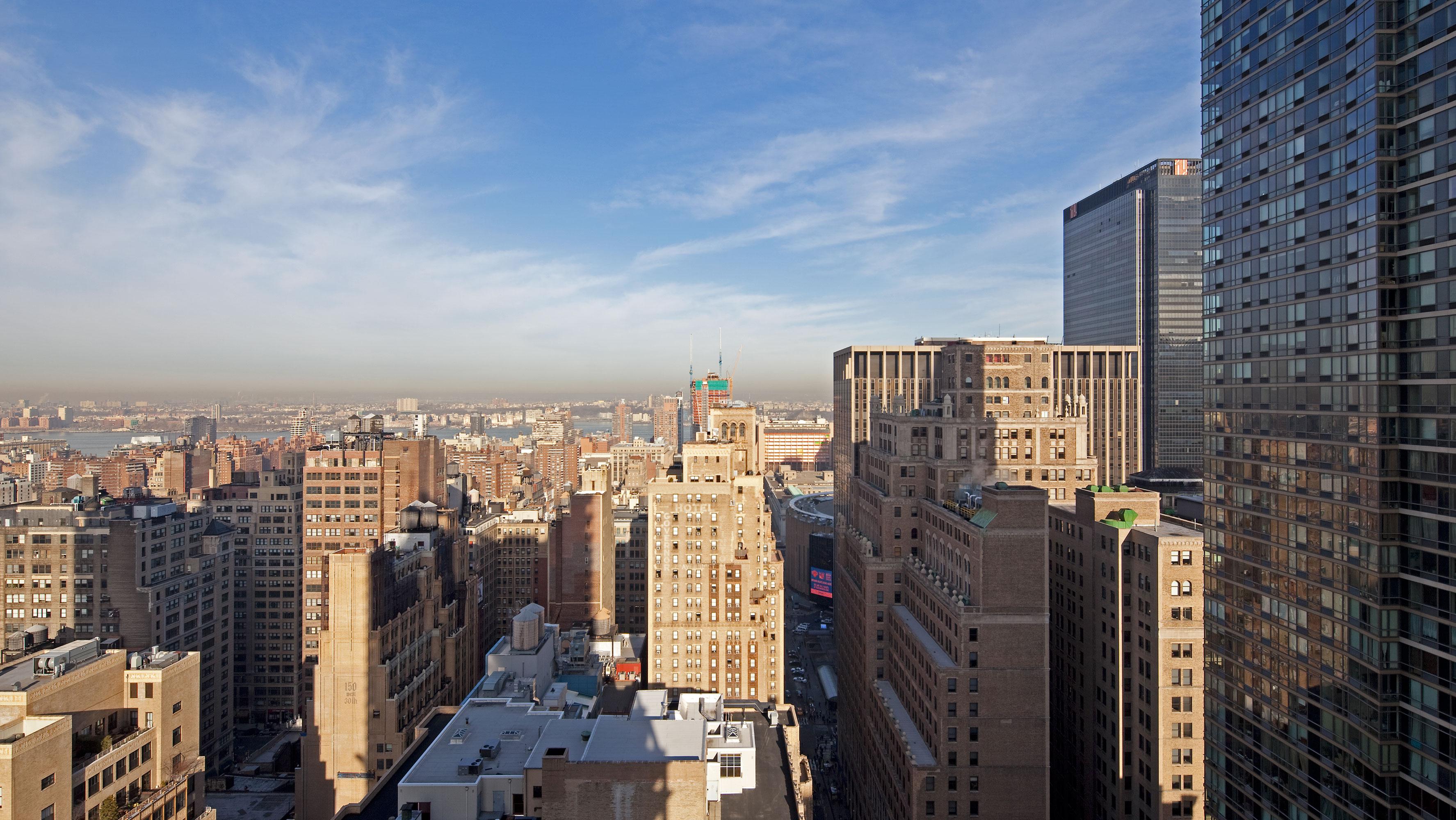 34th Floor west