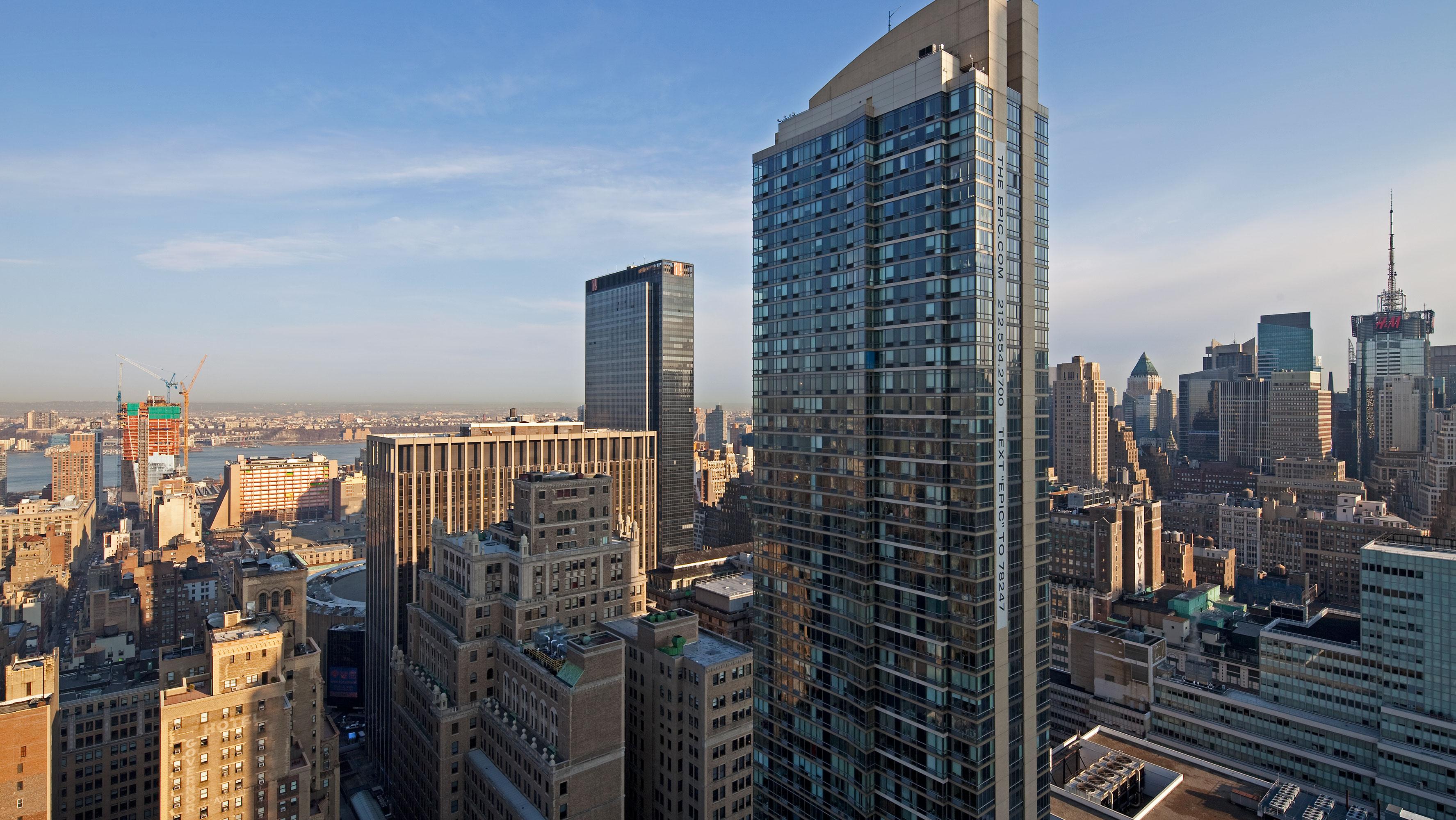 44th Floor west